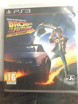 Back To The Future The Game (Sony playstation 3)