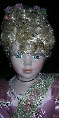 Porcelain Doll Meghan From Haunted Location