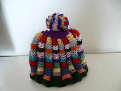 Hand Knitted Tea Cosy - New
