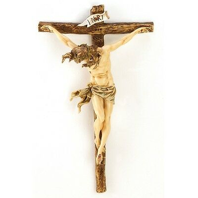 Jesus on the Cross Detailed Crucifix, Spiritual and religious gift