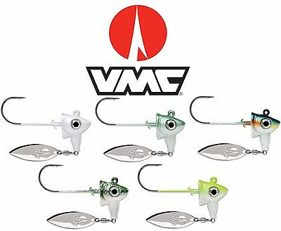 VMC SPIN JIG 1/4 OZ. various colors