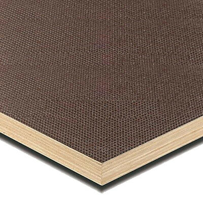 Anti-Slip Mesh Phenolic Resin Plywood Sheets 18mm Trailer Flooring Buffalo Board