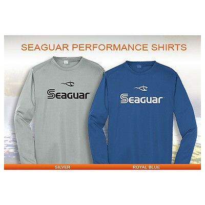 SEAGUAR PERFORMANCE LONG SLEEVE SHIRT select colors and sizes