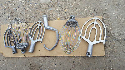 Hobart Dough Mixer Spares From 12Qt 40Qt Spiral,paddle,whisk