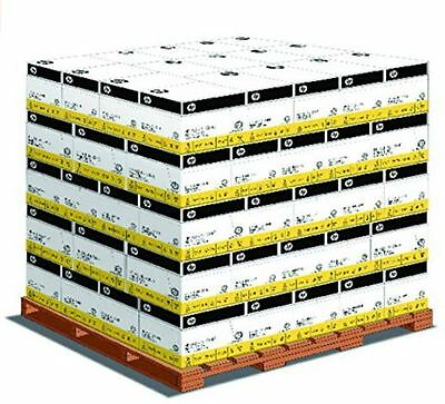 HP All-in-One, 8.5 x 11 22lb 96 Bright, 1 Pallet (32 cases per pallet, 10 reams