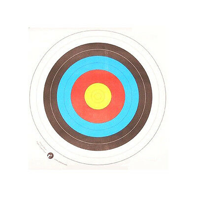 Petron - 60cm Paper Target Faces - FITA Approved - Pack of 10