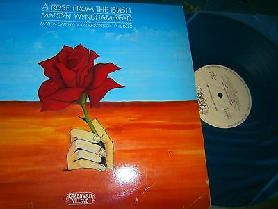Martyn Wyndham-Read-A Rose From The Bush-Rare Uk Folk