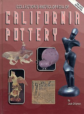 California Pottery - Catalina Bauer Metlox Franciscan Finch Etc. / Book + Values