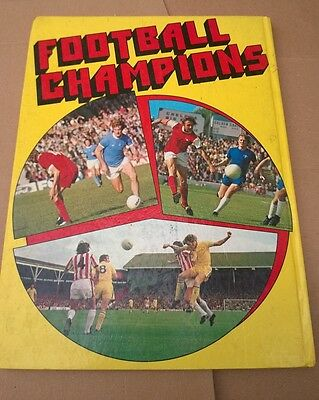 Football Champions Annual Book 1975?