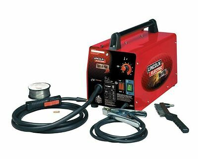 Lincoln Electric Weld Flux Pack HD Feed Welder, Steel, Welding Contractor