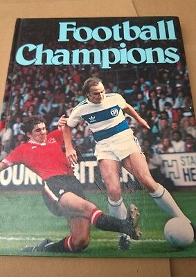 Football Champions Annual Book 1979