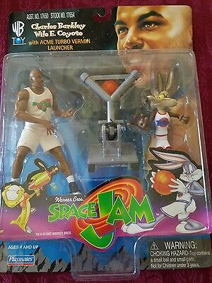 Space Jam Charles Barkley Wile E. Coyote
