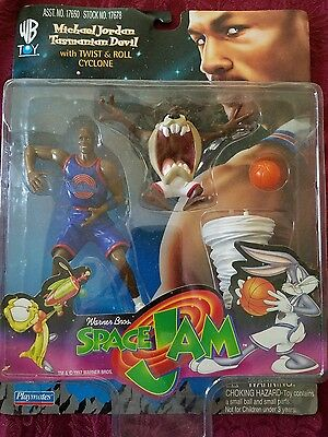 Space Jam Michael Jordan Tasmanian Devil