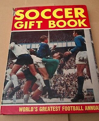 Soccer Gift Annual Book 1969 - 1970