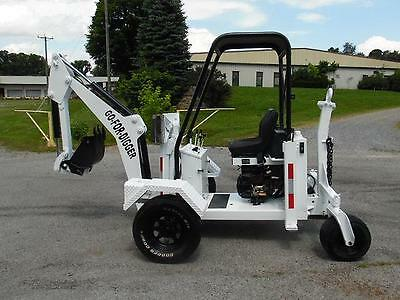 2009 Go-For Digger Towable Backhoe
