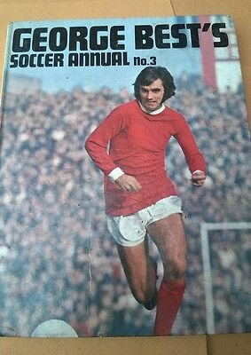 George Best Soccer Annual No.3 - 1970