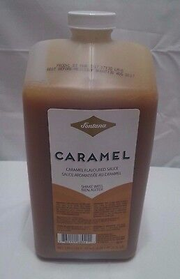 Starbucks CARAMEL SAUCE  63 Fl Oz With Pump - FREE SHIPPING