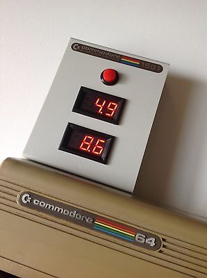 Commodore 64 Power Monitor - C64 VIC20 C128 Plus4