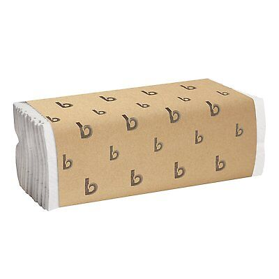 Boardwalk 6220 C-Fold Paper Towels, Bleached White, Pack of 200 Sheets Case of