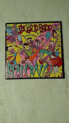 Joe Jackson Band- Beat Crazy RARE promo 12 x 12 poster flat *LP cover art*