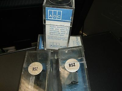 "GENUINE, ADC ""ZLM  RSZ"". STYLUS, GENUINE, NEW / UNUSED / OLD STOCK  See Pics"