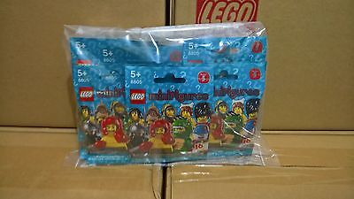 LEGO Minifigures Series 5 Complete Collection of 16 Sealed Minifigures