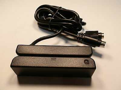 NEW MSR210D Magnetic Card Reader - Keyboard wedge