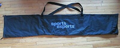 SPORTS EXPERTS ski bag - black - 1.80 m long (about 72 inches)