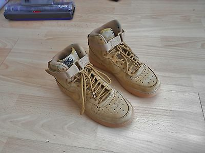 Nike  Air Force 1 Lv8 High Top Basketball Trainers Uk Size 5.5