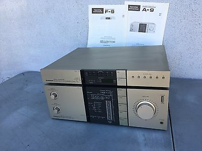 Pioneer A-9 Integrated Amplifier For Parts Or Repair Only Read Description