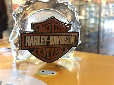 Belt Buckle Harley - Davidson - Motor Cycles Collector's !!!