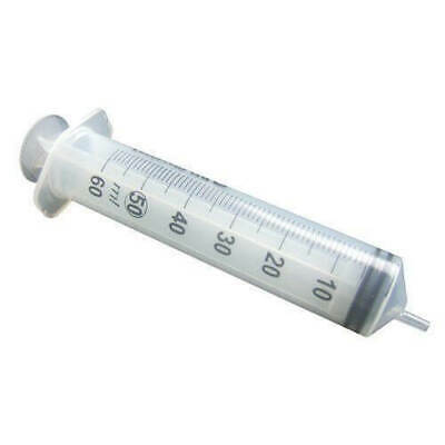 Syringe 60ml Pack of 25