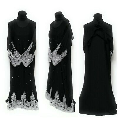 Women closed front abaya.dress.saudi abaya japanese Neda/linen.New Arrival 2017