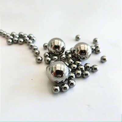9mm 304 Stainless Steel G100 Bearing Balls [Choose Order Qty] #A24W LW