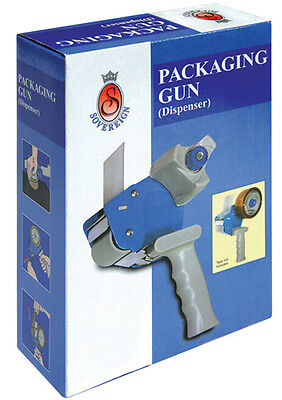 Tape Dispenser Sovereign Packaging Gun