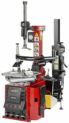 "Redback 24"" Fully Automatic Tyre Changer with Assist Arm & Fast Inflation Tank"