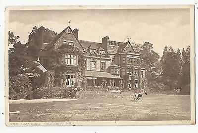 The Mansion Golders Hill London 1916