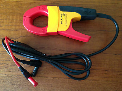 Fluke i400 AC Current Clamp, Converts Any DMM Into Hig-Power Amp Meter, New