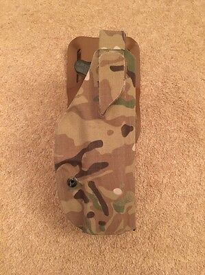 G-code Glock17 Holster , Multicam , SF,  With RTI Attachments + BNWT Molle Plate