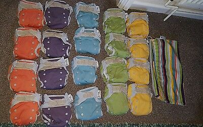 Close Pop In Reusable Nappies and Inserts (20)