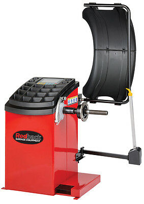 "Unite 24"" Fully Automatic Motorised Wheel / Tyre Balancer / Balancing Machine"