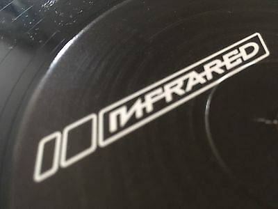 """10 x Infrared Records Collection 12"""" Vinyl Bargain Records Pack Drum and Bass"""