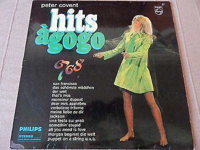 PETER COVENT BAND - Hits a gogo
