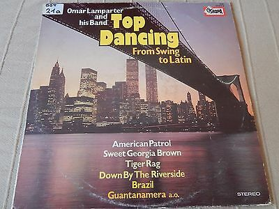 OMAR LAMPER AND HIS BAND - Top dancing from swing to latin