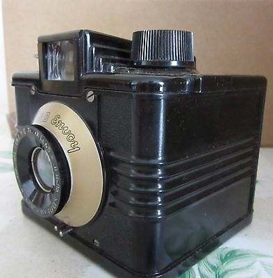 Ilford Envoy Art Deco Bakelite Camera Tested working with 120 Film