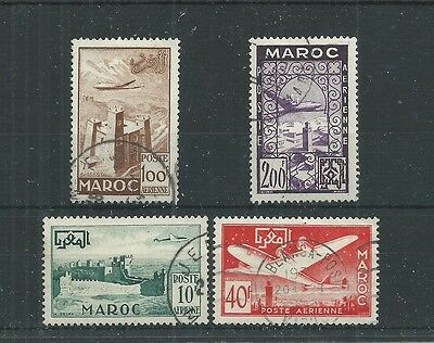 Morocco 1952 Airs Fine Used