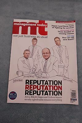 Management Today Magazine: May 2009, Business Reputations