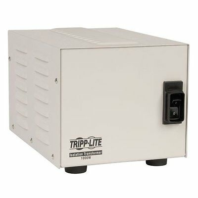 Tripp Lite IS1000HG Isolation Transformer 1000W Medical Surge 120V 4 Outlet TAA