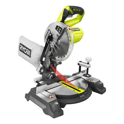 Ryobi ONE+ EMS190DCL 18V Cordless 190mm Mitre Saw (Body Only)