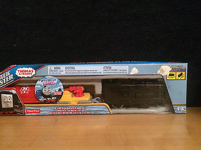Thomas & Friends Trackmaster Motorized Engines Search & Rescue Diesel & Cars